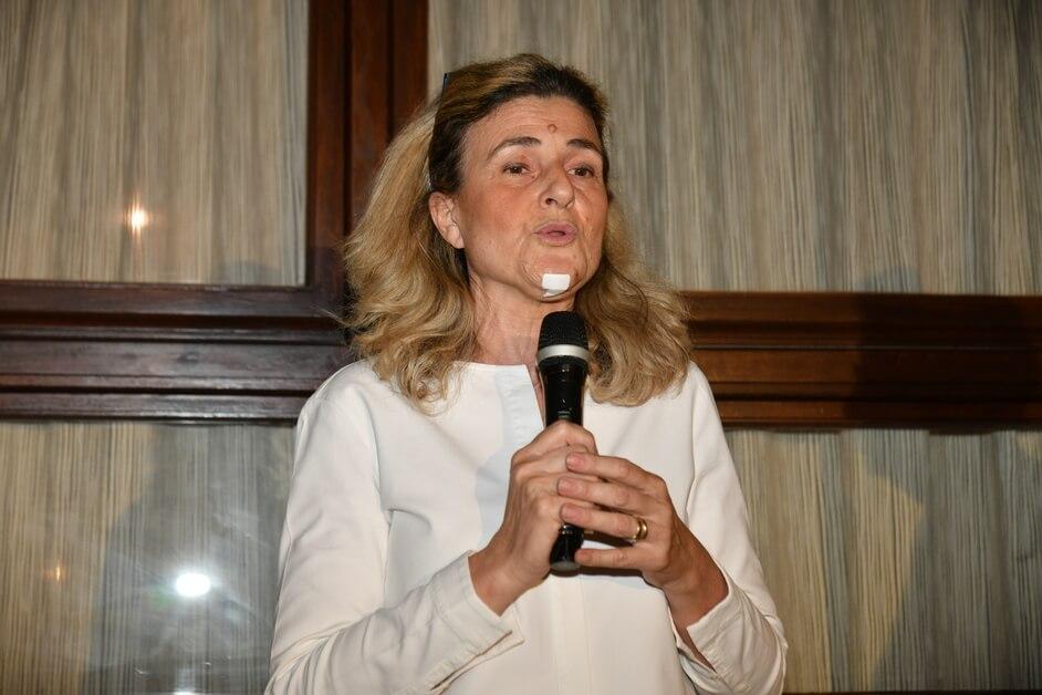 Graziella Polacci, vicesindaco di Forte dei Marmi